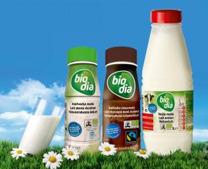 Assortiment producten Biodia